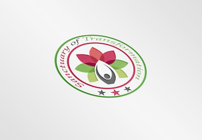 Logo Design by Private User - Entry No. 62 in the Logo Design Contest Fun Logo Design for Sanctuary of Transformation.