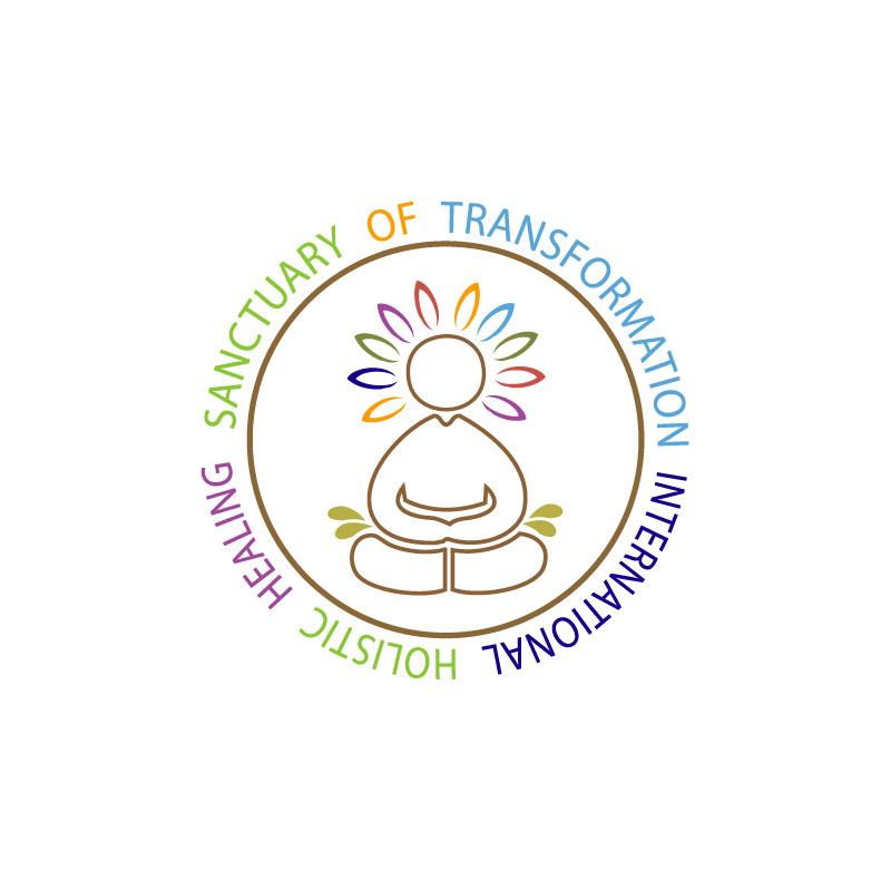 Logo Design by Ajaz ahmed Sohail - Entry No. 66 in the Logo Design Contest Fun Logo Design for Sanctuary of Transformation.