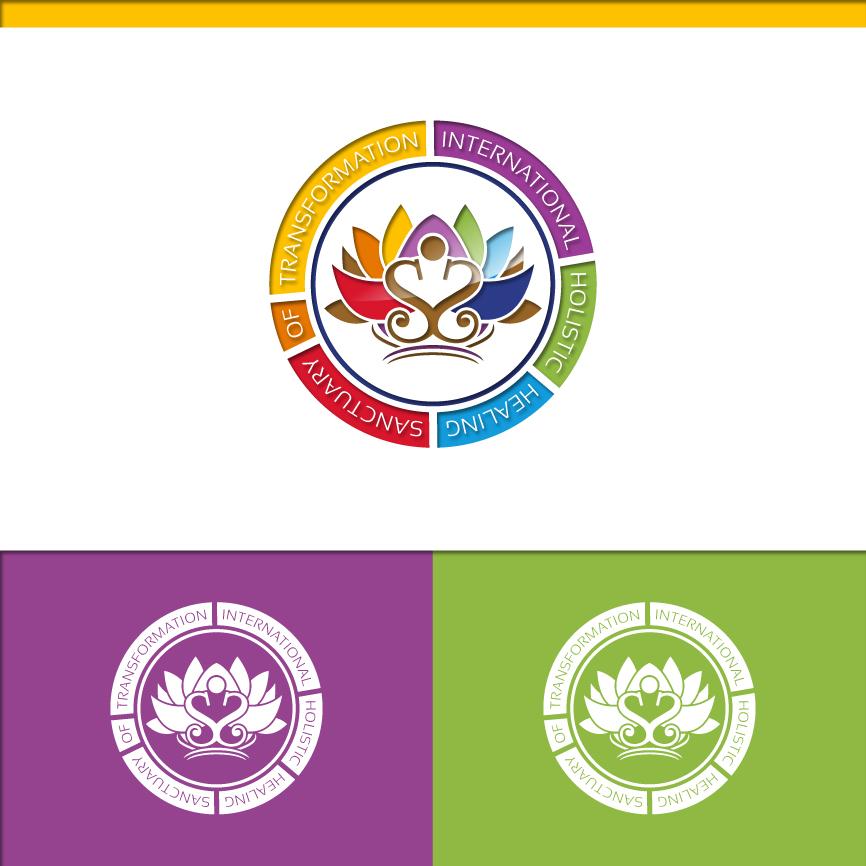Logo Design by RasYa Muhammad Athaya - Entry No. 68 in the Logo Design Contest Fun Logo Design for Sanctuary of Transformation.