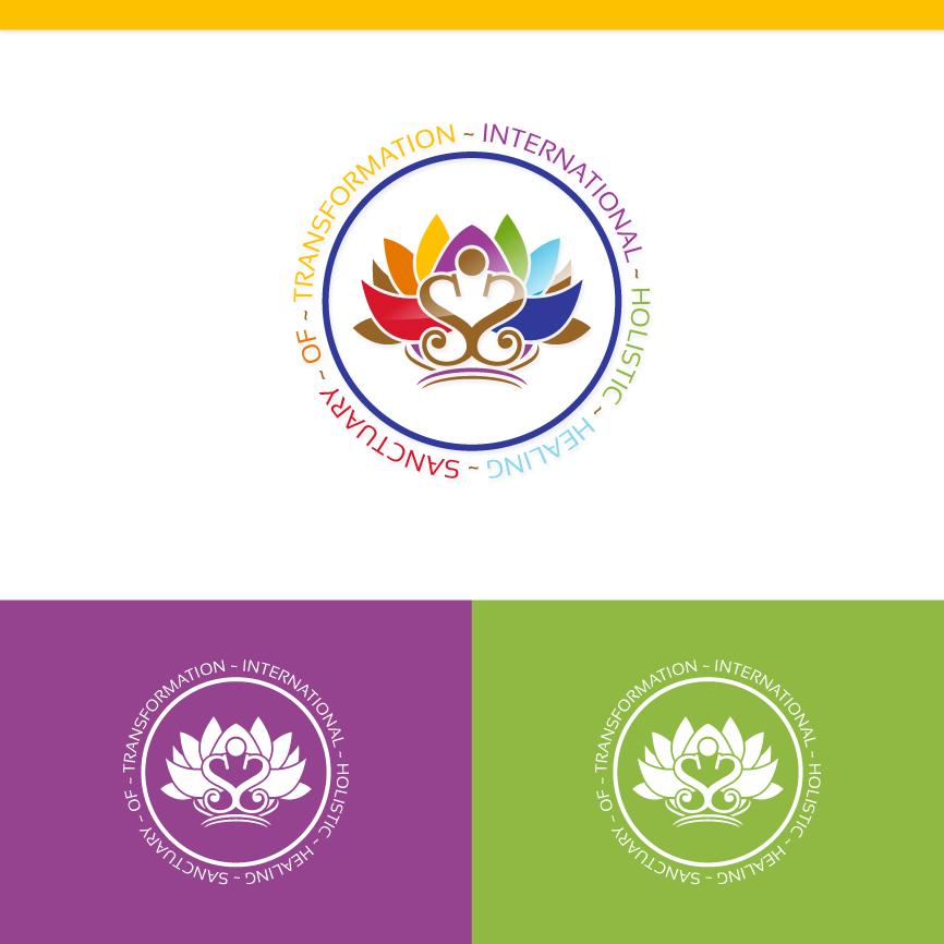 Logo Design by RasYa Muhammad Athaya - Entry No. 70 in the Logo Design Contest Fun Logo Design for Sanctuary of Transformation.