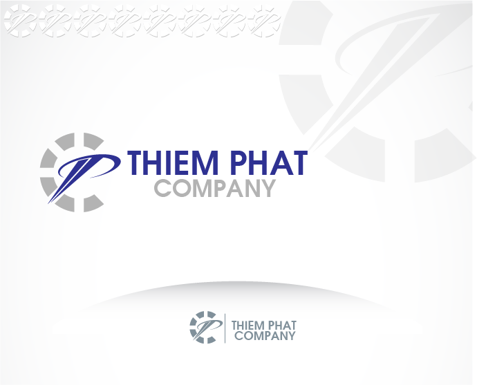 Logo Design by Private User - Entry No. 214 in the Logo Design Contest New Logo Design for Thiem Phat company.