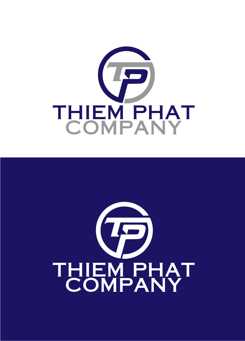 Logo Design by brands_in - Entry No. 221 in the Logo Design Contest New Logo Design for Thiem Phat company.