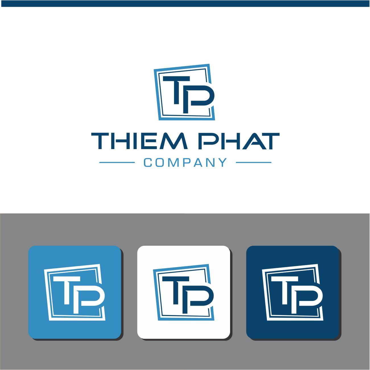 Logo Design by RasYa Muhammad Athaya - Entry No. 234 in the Logo Design Contest New Logo Design for Thiem Phat company.