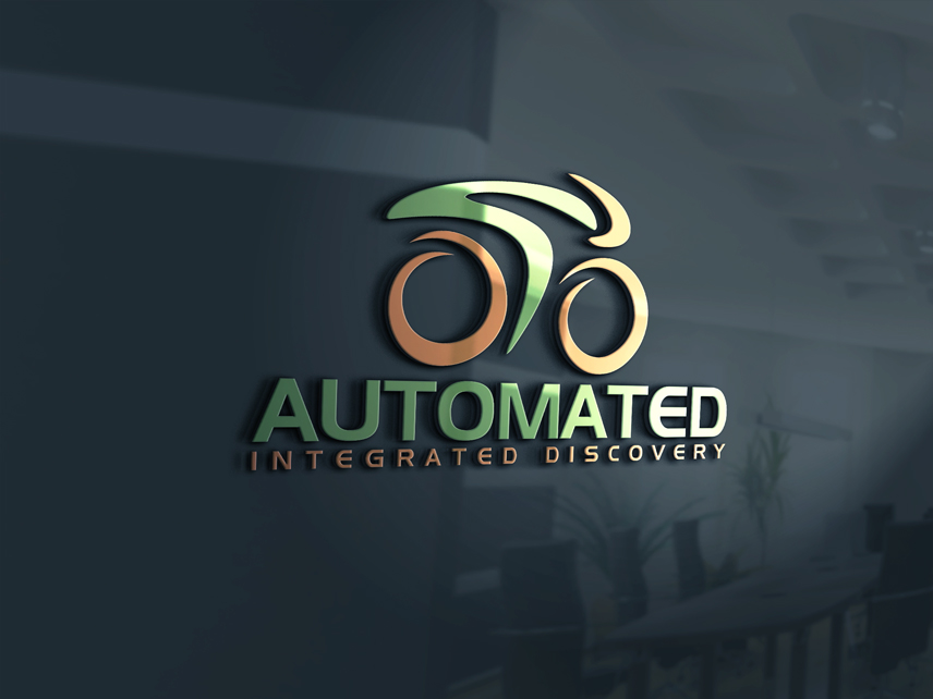Logo Design by Private User - Entry No. 2 in the Logo Design Contest Automated Integrated Discovery  Logo Design.