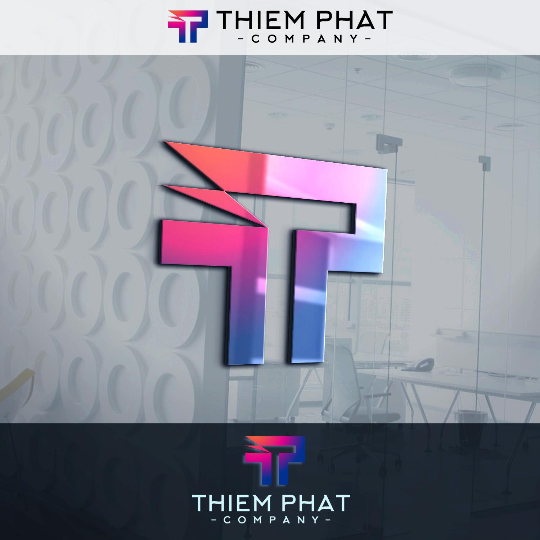 Logo Design by Manufaktura - Entry No. 256 in the Logo Design Contest New Logo Design for Thiem Phat company.
