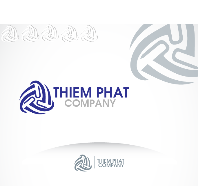 Logo Design by Private User - Entry No. 264 in the Logo Design Contest New Logo Design for Thiem Phat company.