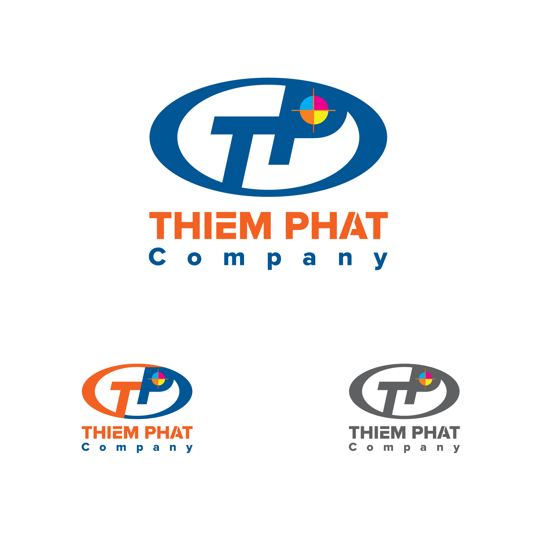 Logo Design by Bac Huu - Entry No. 271 in the Logo Design Contest New Logo Design for Thiem Phat company.