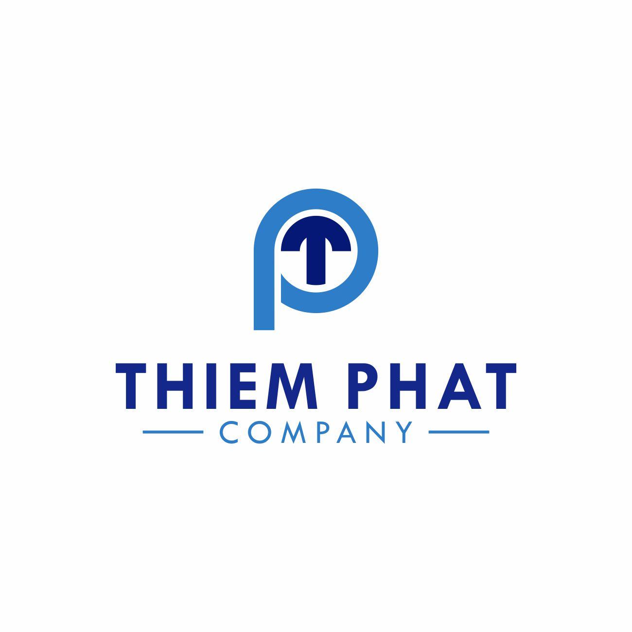 Logo Design by RasYa Muhammad Athaya - Entry No. 275 in the Logo Design Contest New Logo Design for Thiem Phat company.