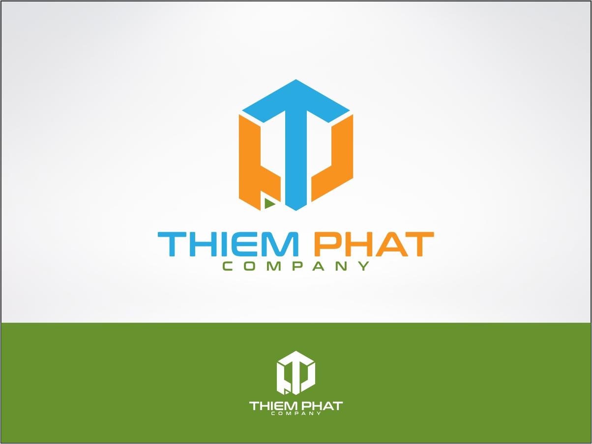 Logo Design by Juan_Kata - Entry No. 280 in the Logo Design Contest New Logo Design for Thiem Phat company.