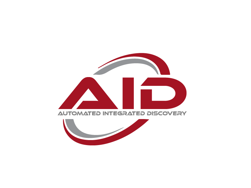 Logo Design by Private User - Entry No. 20 in the Logo Design Contest Automated Integrated Discovery  Logo Design.