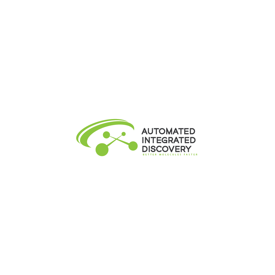 Logo Design by 354studio - Entry No. 35 in the Logo Design Contest Automated Integrated Discovery  Logo Design.