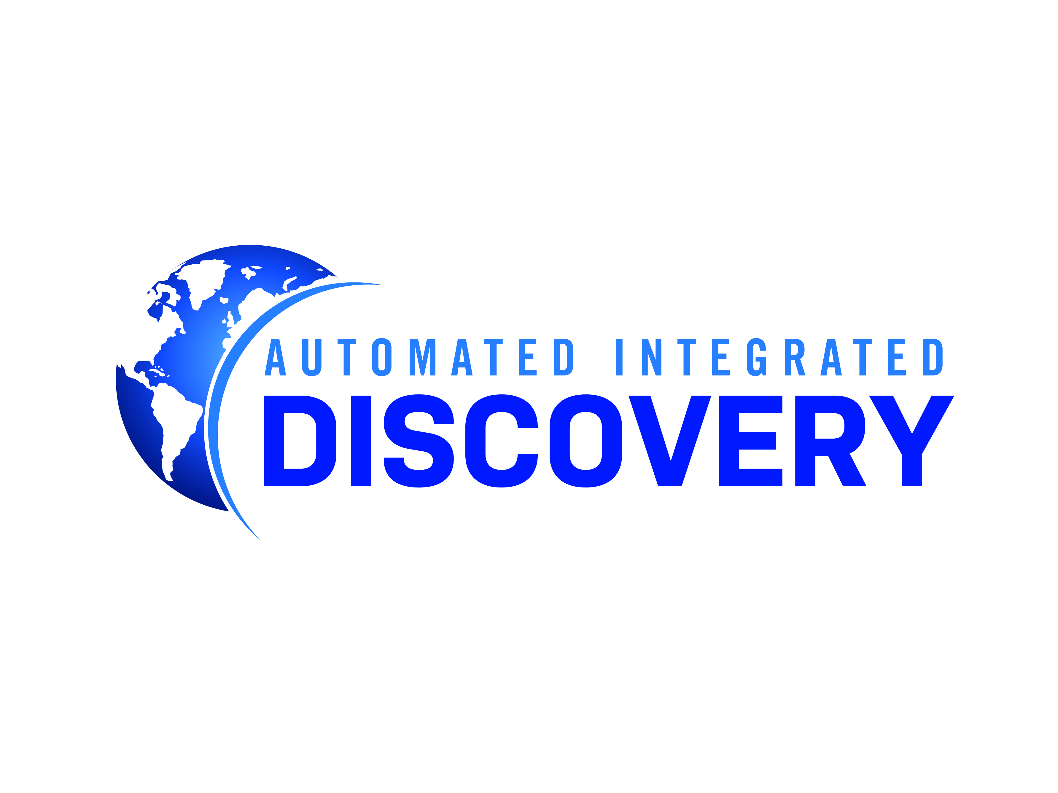 Logo Design by Rob King - Entry No. 43 in the Logo Design Contest Automated Integrated Discovery  Logo Design.
