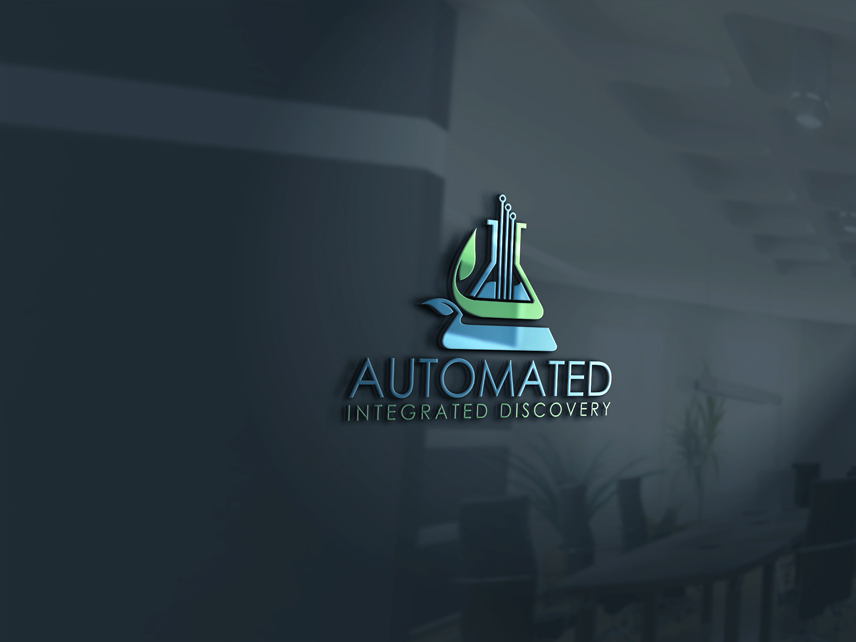 Logo Design by Private User - Entry No. 46 in the Logo Design Contest Automated Integrated Discovery  Logo Design.