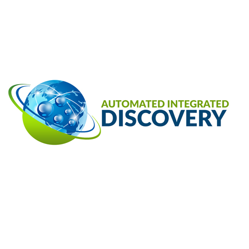 Logo Design by Sudheendra Sathya - Entry No. 50 in the Logo Design Contest Automated Integrated Discovery  Logo Design.