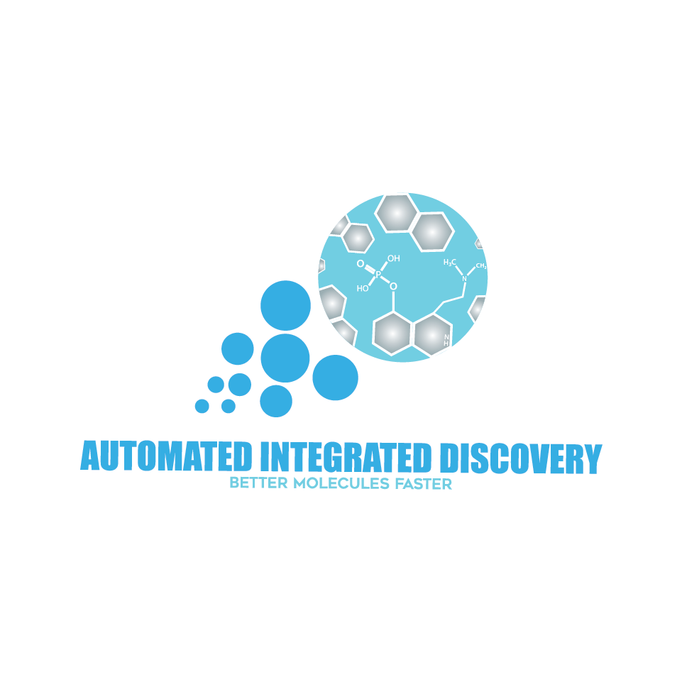 Logo Design by pojas12 - Entry No. 54 in the Logo Design Contest Automated Integrated Discovery  Logo Design.