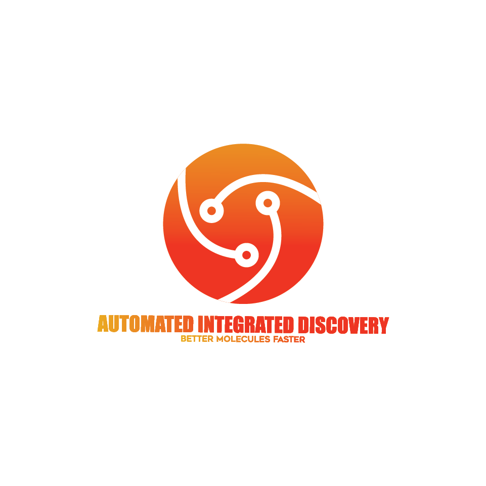 Logo Design by pojas12 - Entry No. 55 in the Logo Design Contest Automated Integrated Discovery  Logo Design.