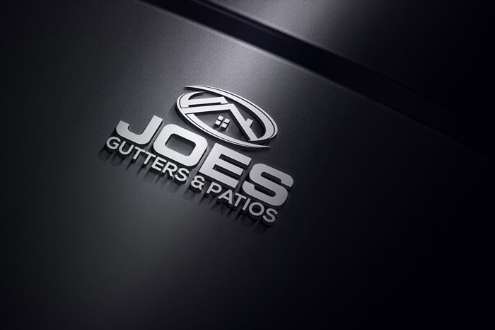 Logo Design by Mohammad azad Hossain - Entry No. 35 in the Logo Design Contest Imaginative Logo Design for Joes Gutters & Patios.