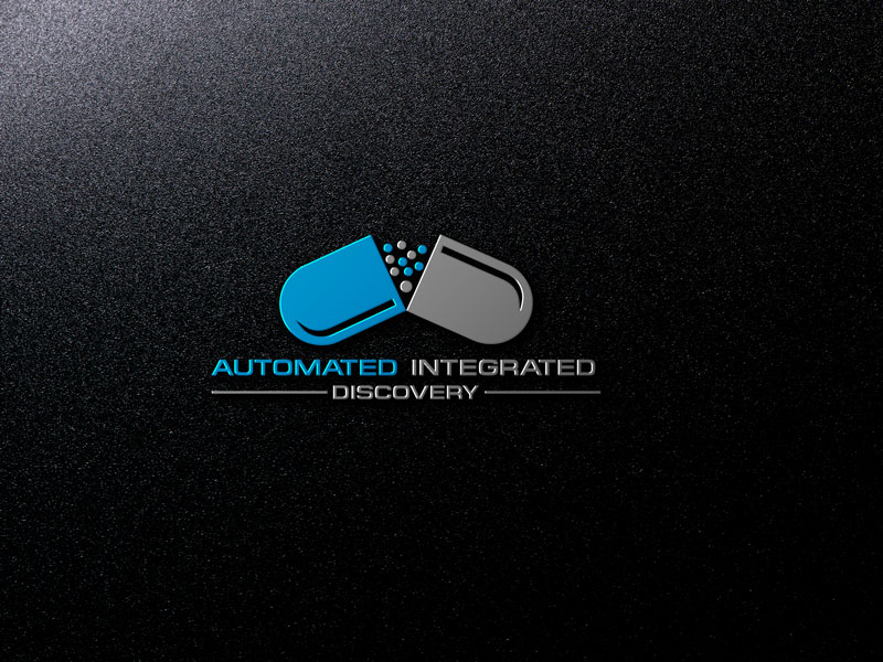 Logo Design by Private User - Entry No. 69 in the Logo Design Contest Automated Integrated Discovery  Logo Design.