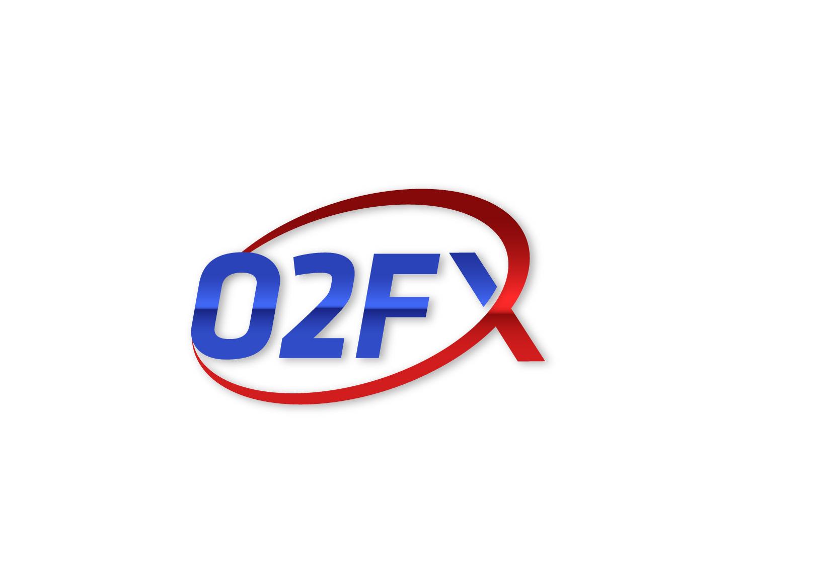 Logo Design by Allan Esclamado - Entry No. 3 in the Logo Design Contest Captivating Logo Design for O2FX.