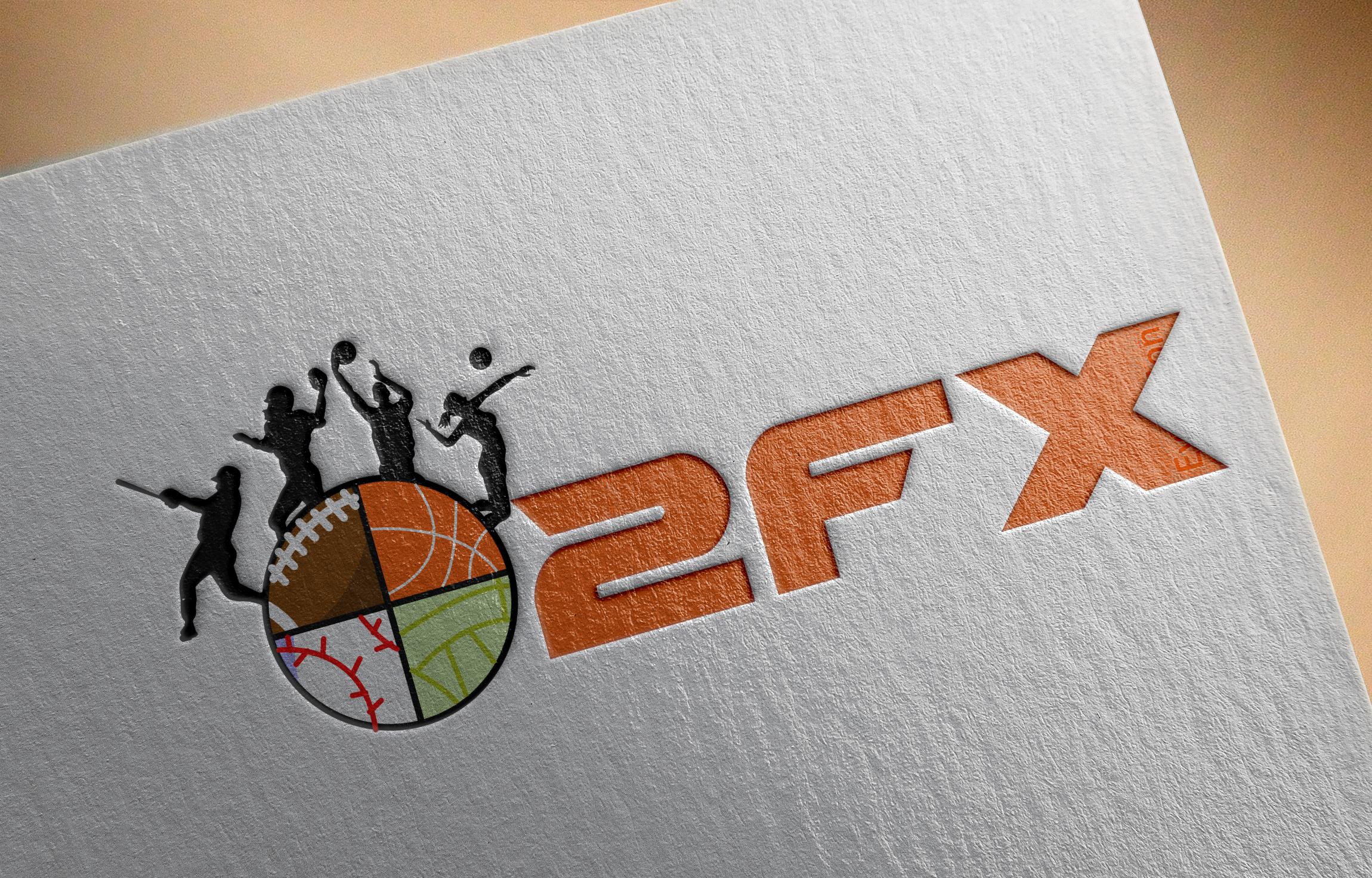 Logo Design by Private User - Entry No. 8 in the Logo Design Contest Captivating Logo Design for O2FX.
