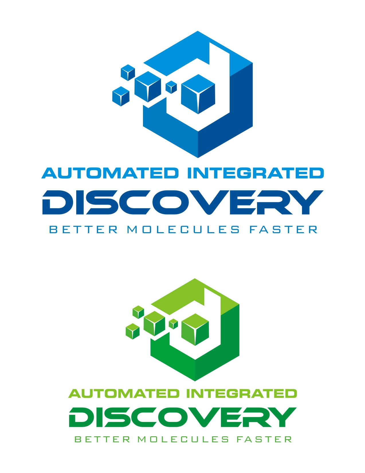 Logo Design by Spider Graphics - Entry No. 83 in the Logo Design Contest Automated Integrated Discovery  Logo Design.