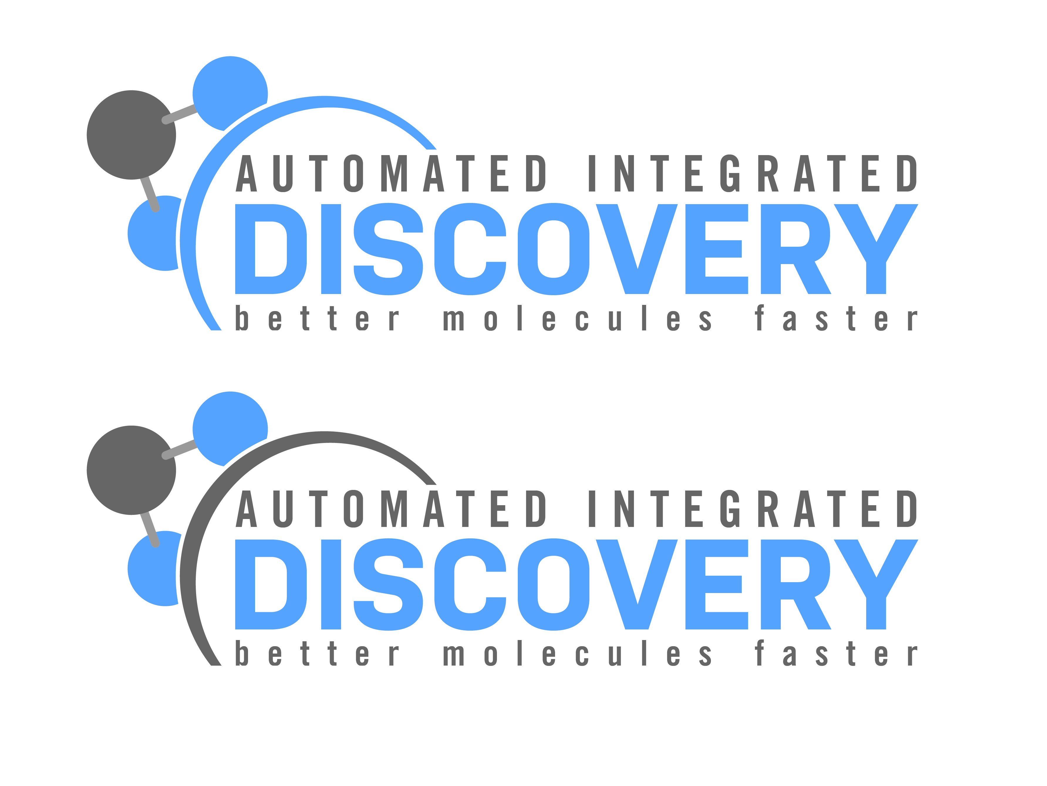 Logo Design by Rob King - Entry No. 87 in the Logo Design Contest Automated Integrated Discovery  Logo Design.