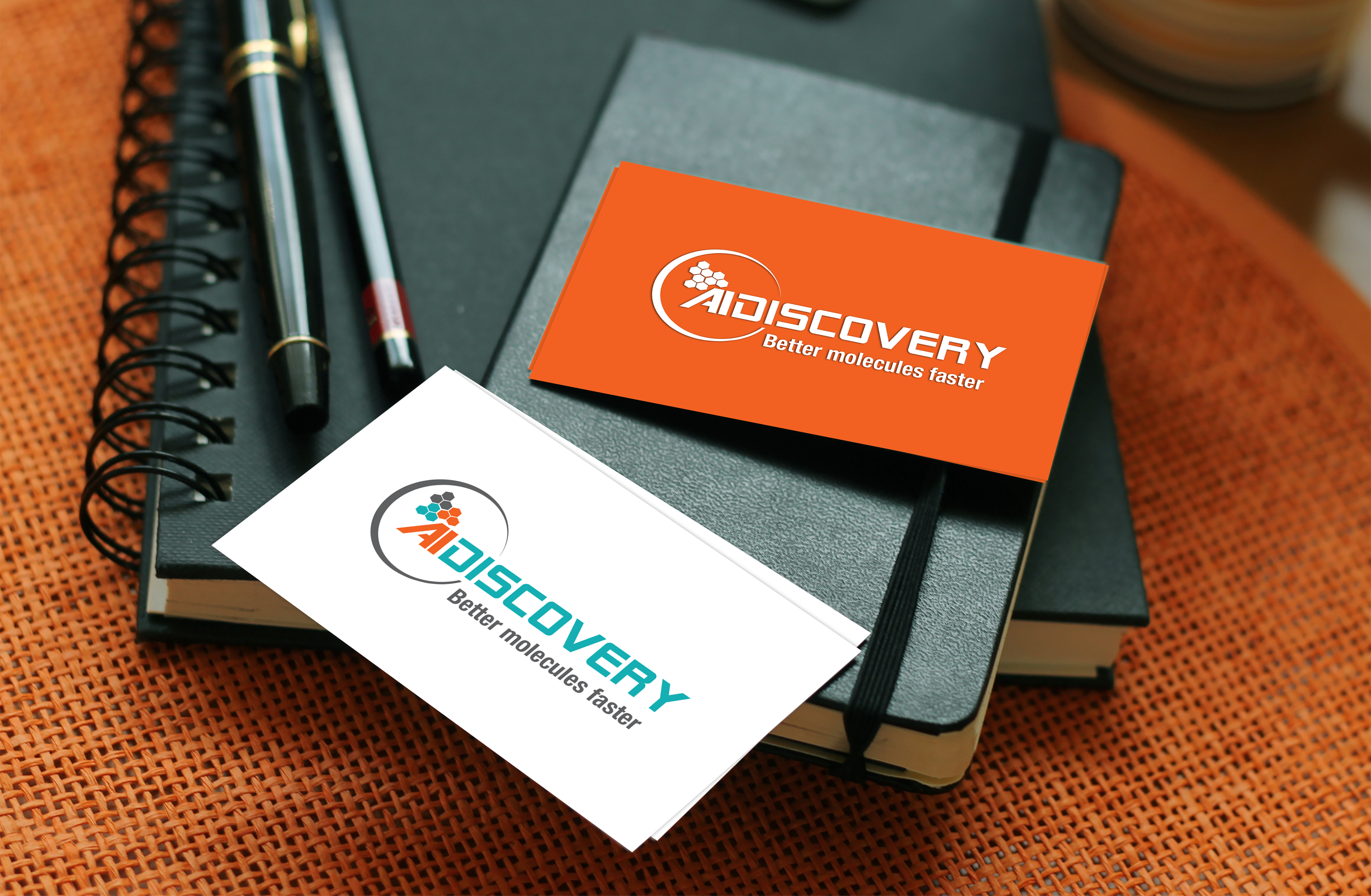 Logo Design by Bac Huu - Entry No. 89 in the Logo Design Contest Automated Integrated Discovery  Logo Design.