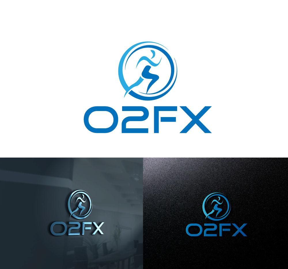 Logo Design by Private User - Entry No. 11 in the Logo Design Contest Captivating Logo Design for O2FX.
