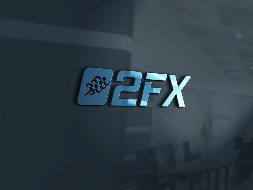 Logo Design by Private User - Entry No. 12 in the Logo Design Contest Captivating Logo Design for O2FX.