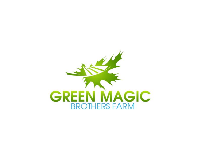 Logo Design by Private User - Entry No. 1 in the Logo Design Contest Green Brothers Farm Logo Design.