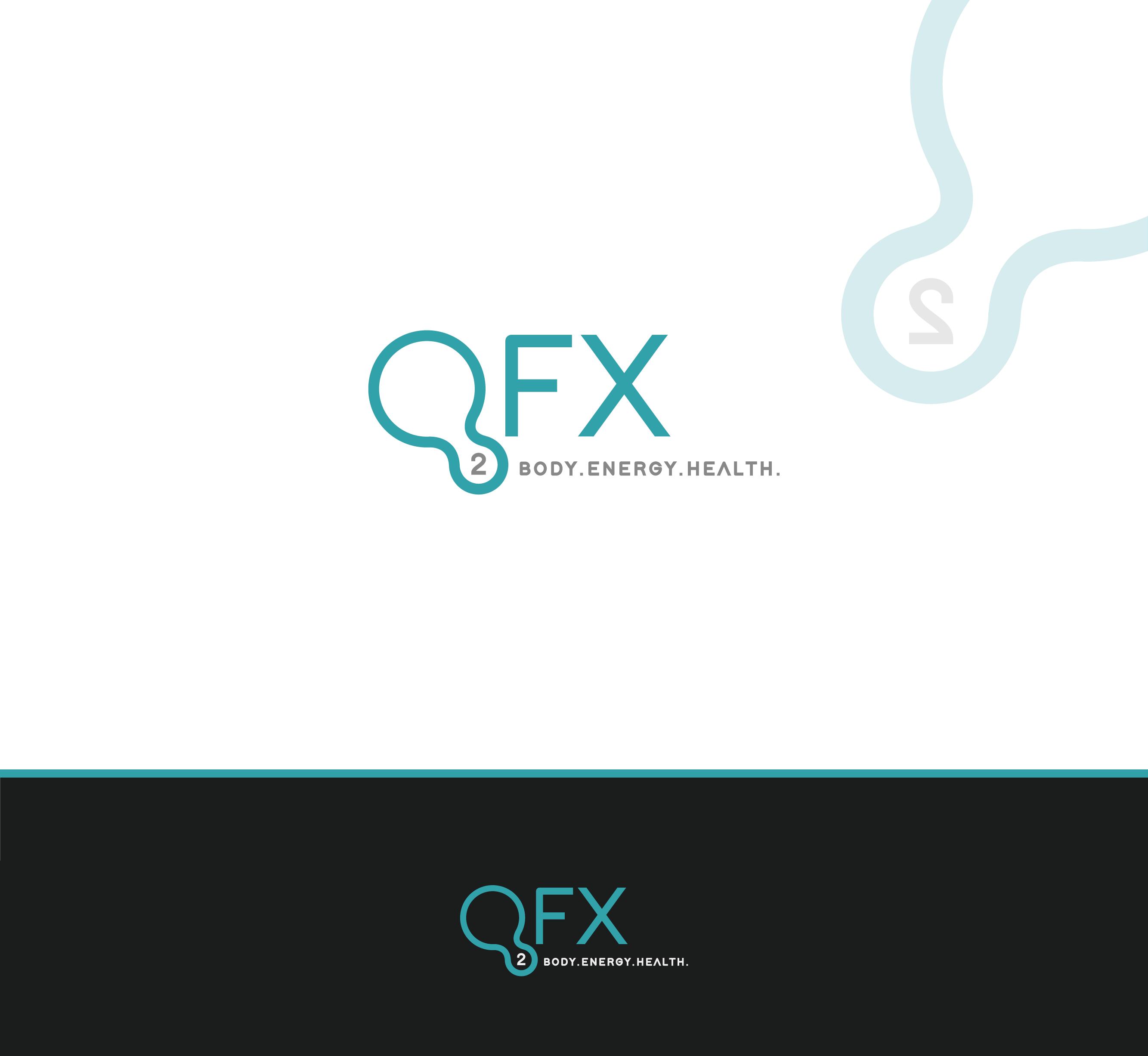Logo Design by Aleksandar Stankov - Entry No. 22 in the Logo Design Contest Captivating Logo Design for O2FX.
