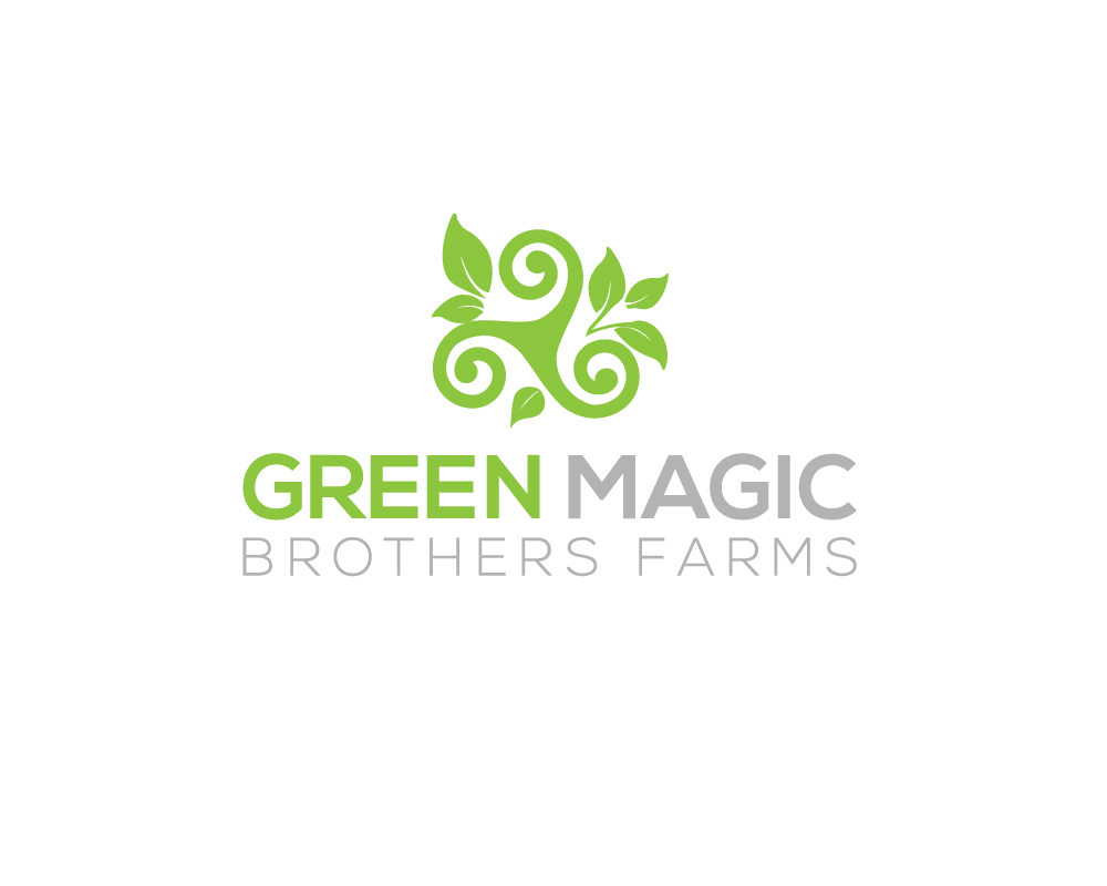 Logo Design by Mohammad azad Hossain - Entry No. 12 in the Logo Design Contest Green Brothers Farm Logo Design.
