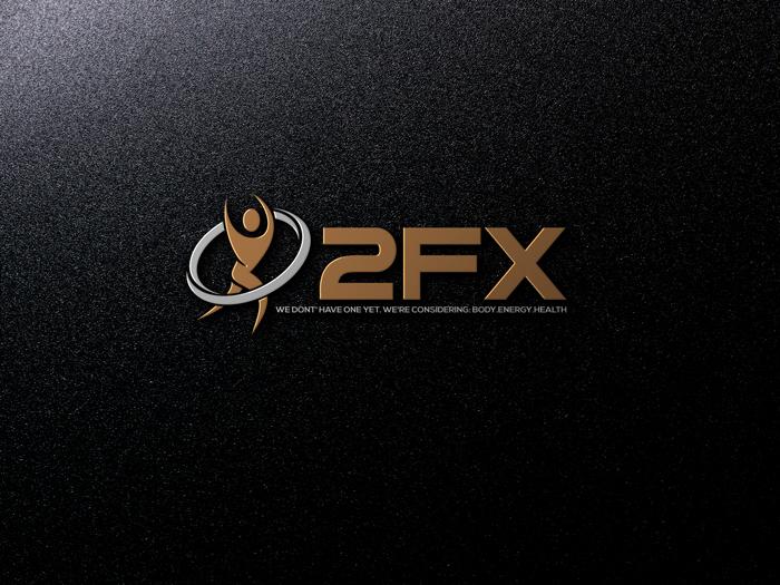 Logo Design by Mohammad azad Hossain - Entry No. 40 in the Logo Design Contest Captivating Logo Design for O2FX.