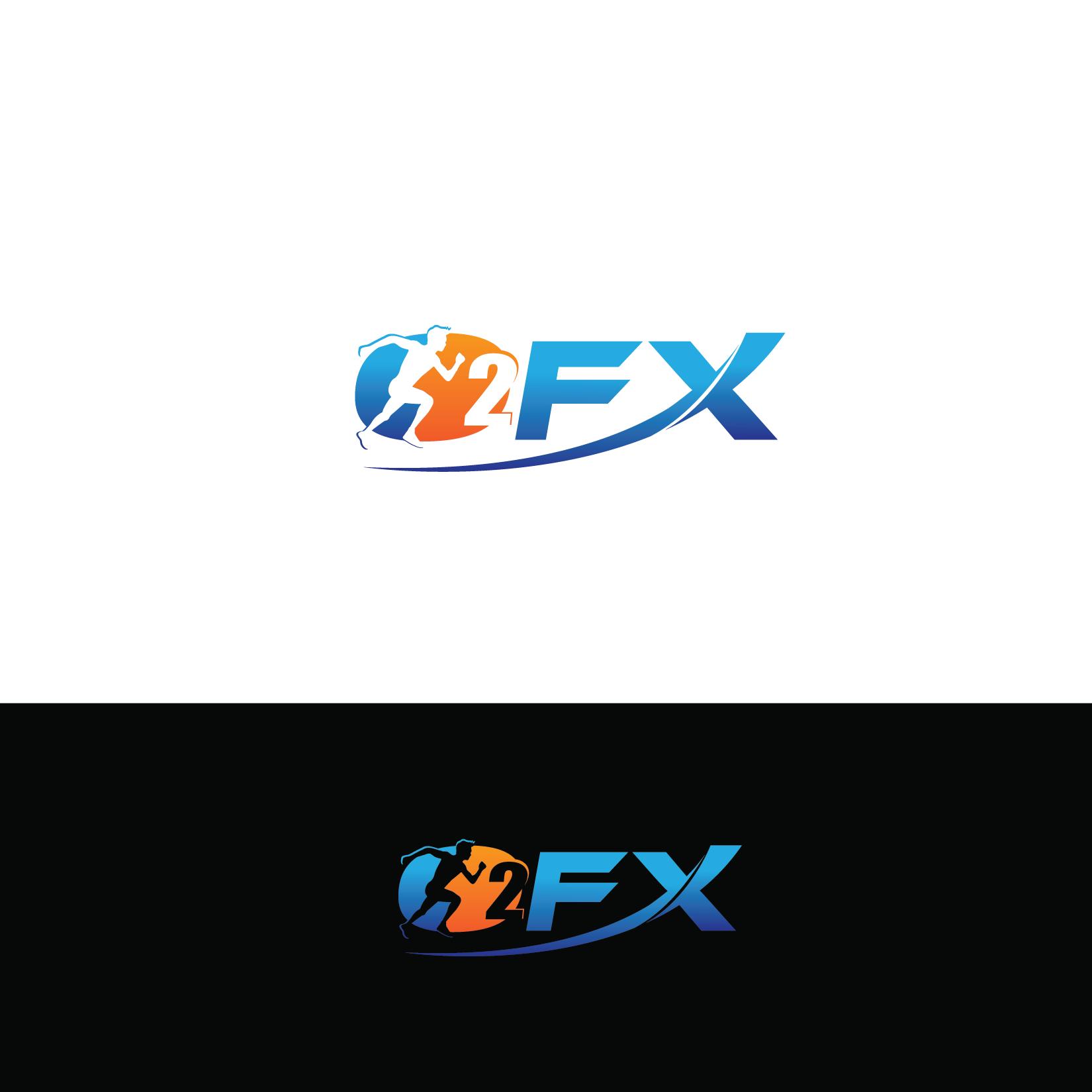 Logo Design by Private User - Entry No. 41 in the Logo Design Contest Captivating Logo Design for O2FX.
