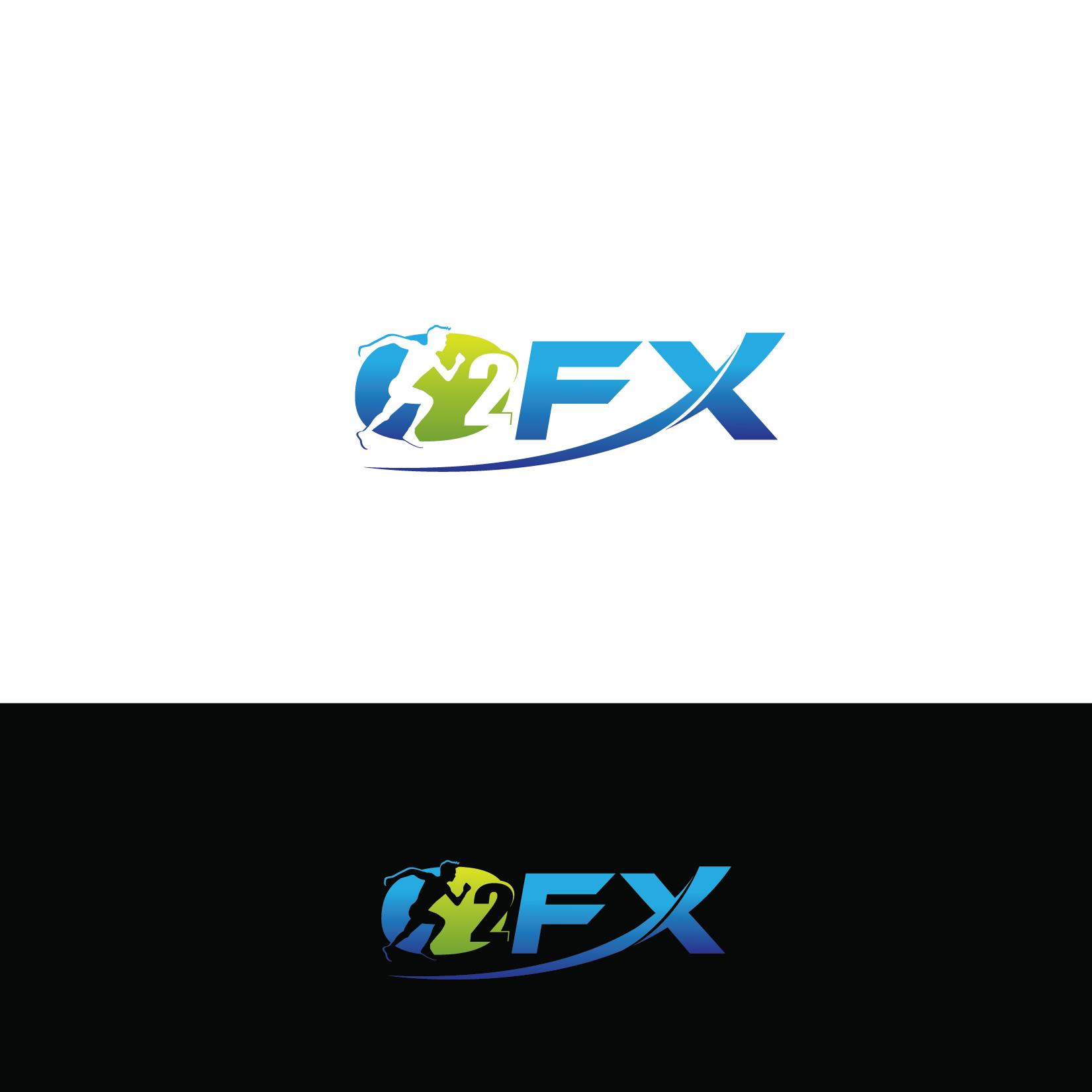 Logo Design by Private User - Entry No. 42 in the Logo Design Contest Captivating Logo Design for O2FX.