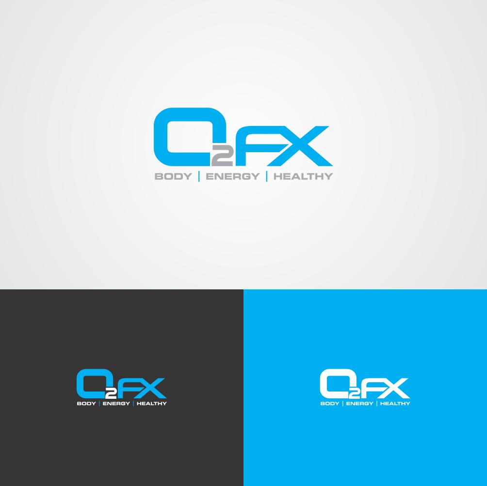 Logo Design by 354studio - Entry No. 52 in the Logo Design Contest Captivating Logo Design for O2FX.