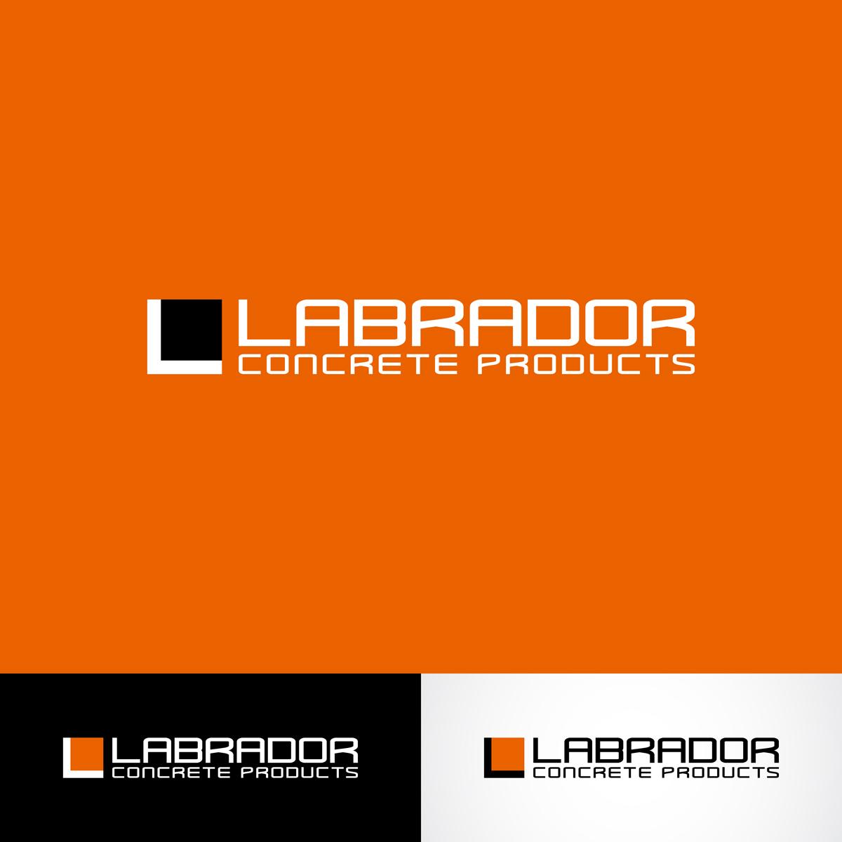 Logo Design by killer_meowmeow - Entry No. 125 in the Logo Design Contest Logo for Labrador Concrete Products.