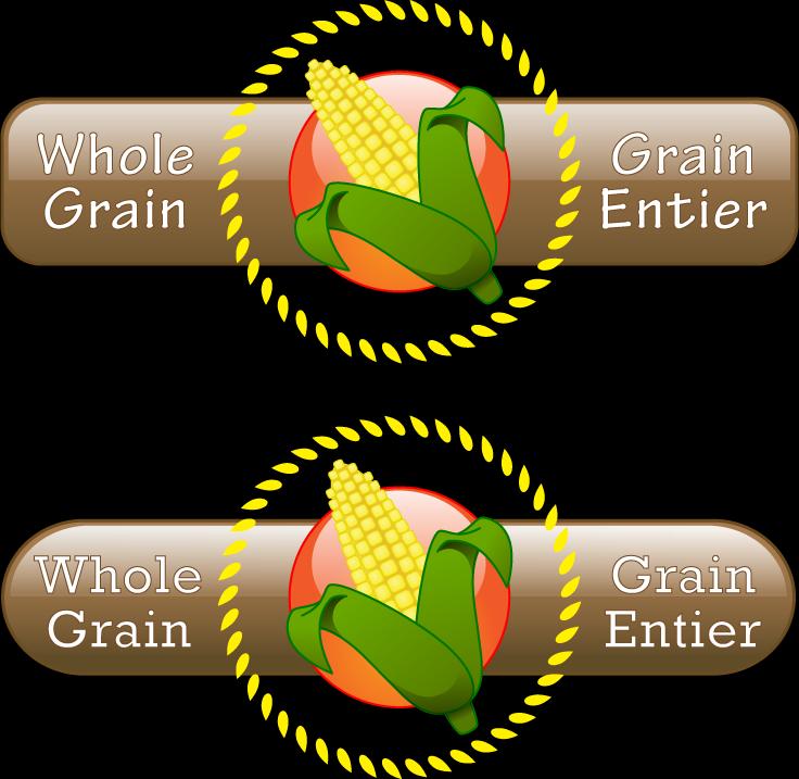 Logo Design by Benedict Estanislao - Entry No. 58 in the Logo Design Contest Whole Grain / Grain Entier.