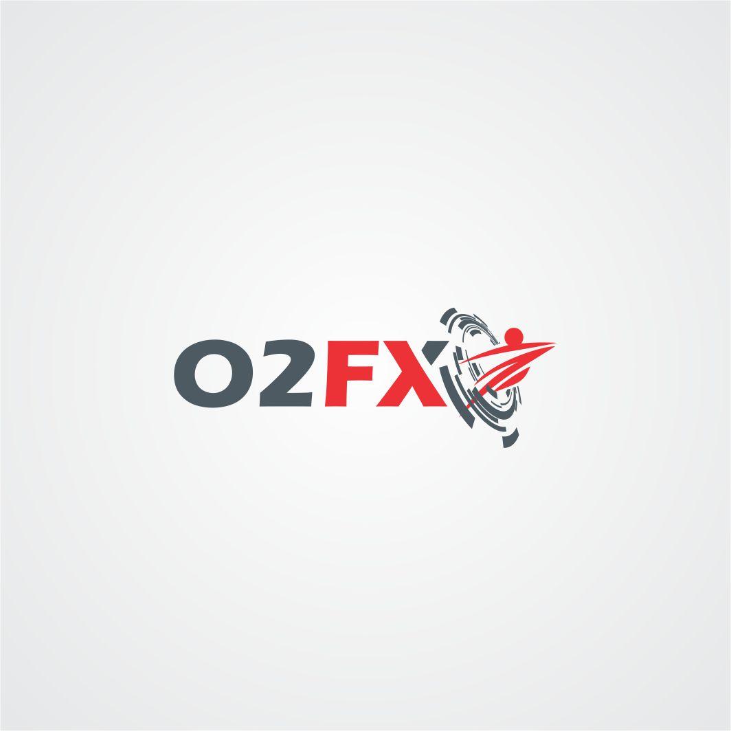 Logo Design by arteo_design - Entry No. 58 in the Logo Design Contest Captivating Logo Design for O2FX.