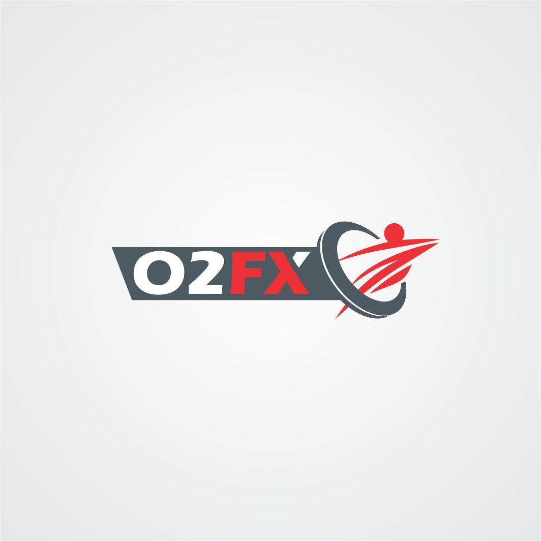 Logo Design by arteo_design - Entry No. 59 in the Logo Design Contest Captivating Logo Design for O2FX.