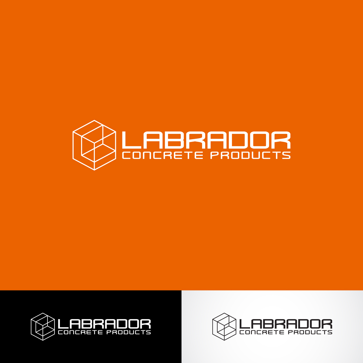 Logo Design by killer_meowmeow - Entry No. 126 in the Logo Design Contest Logo for Labrador Concrete Products.
