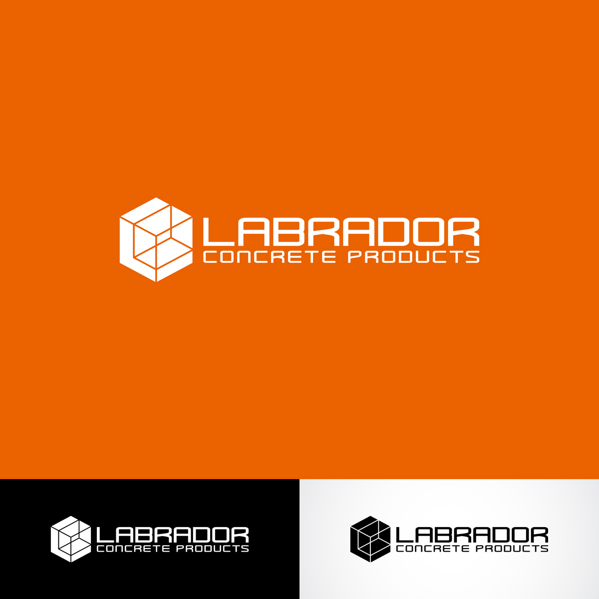 Logo Design by killer_meowmeow - Entry No. 127 in the Logo Design Contest Logo for Labrador Concrete Products.