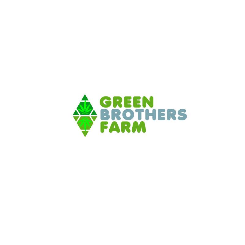 Logo Design by Ajaz ahmed Sohail - Entry No. 54 in the Logo Design Contest Green Brothers Farm Logo Design.