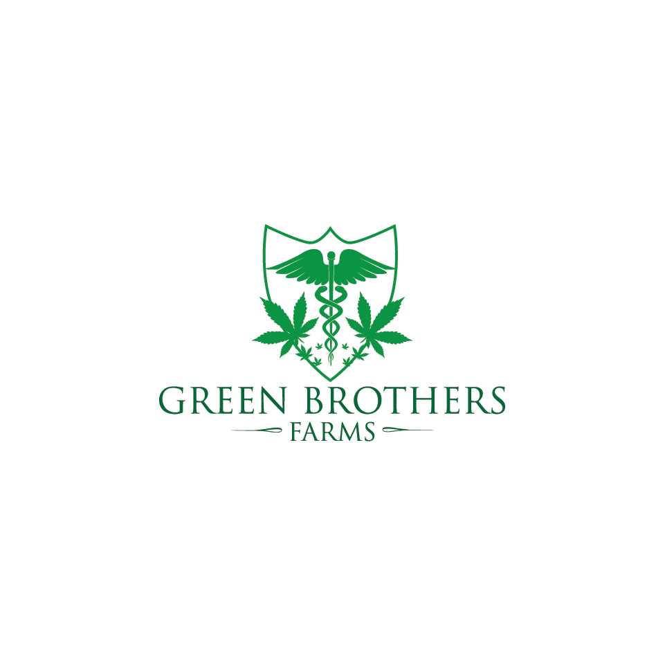 Logo Design by 354studio - Entry No. 60 in the Logo Design Contest Green Brothers Farm Logo Design.
