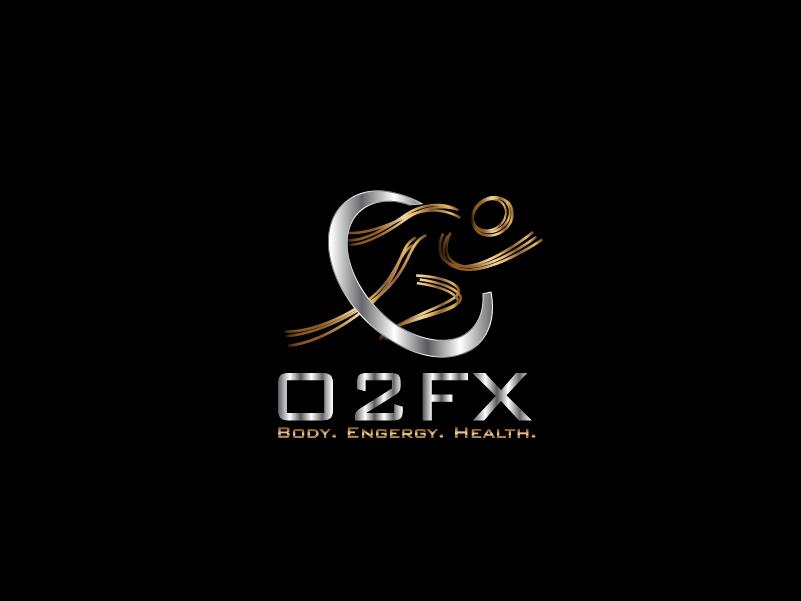 Logo Design by Private User - Entry No. 72 in the Logo Design Contest Captivating Logo Design for O2FX.