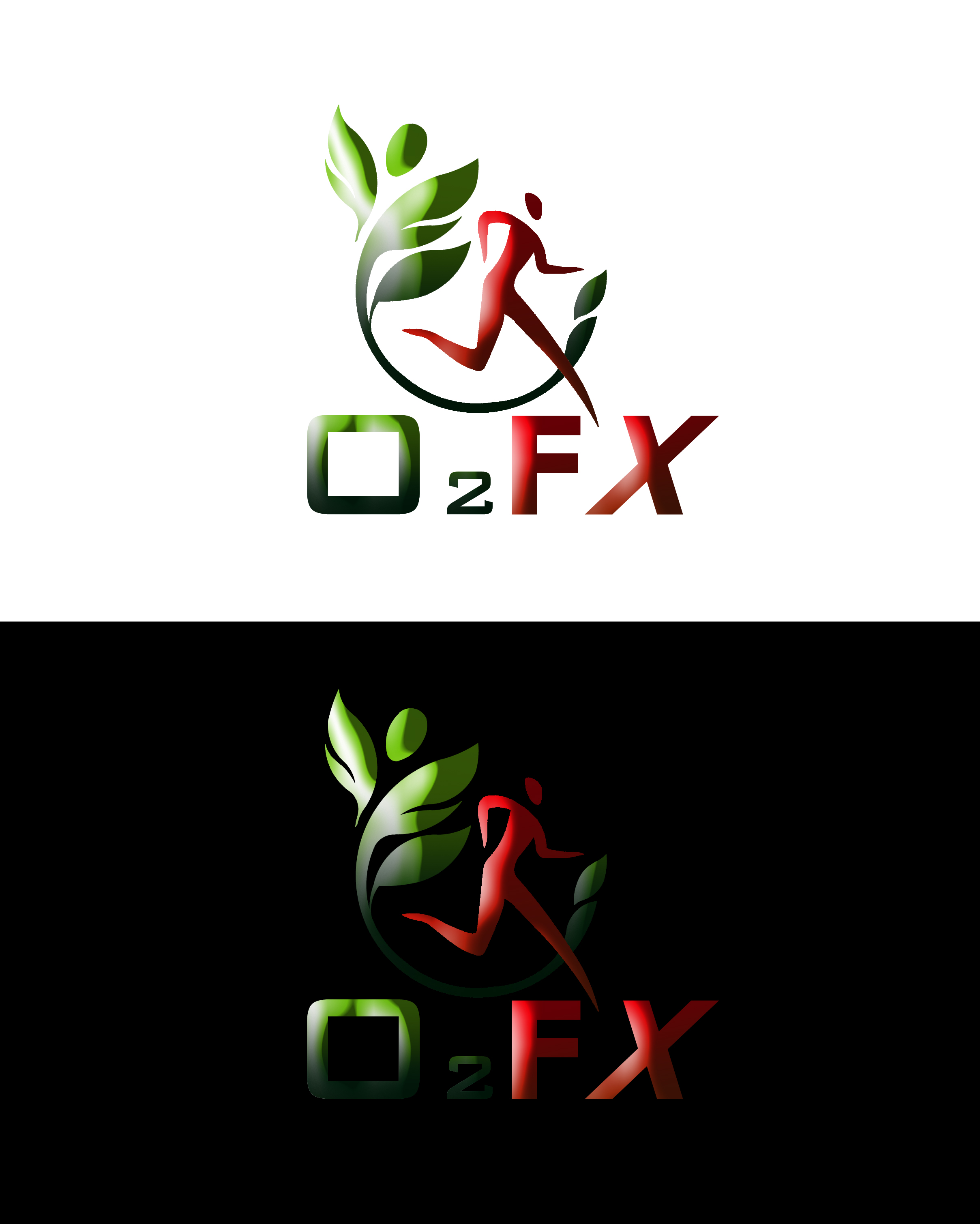 Logo Design by JSDESIGNGROUP - Entry No. 75 in the Logo Design Contest Captivating Logo Design for O2FX.
