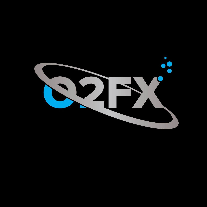 Logo Design by Bac Huu - Entry No. 81 in the Logo Design Contest Captivating Logo Design for O2FX.