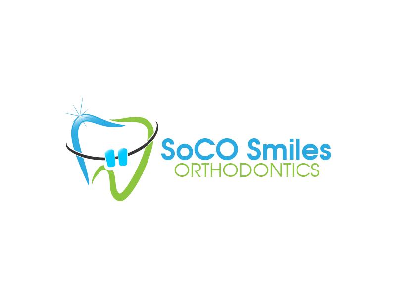 Logo Design by Private User - Entry No. 1 in the Logo Design Contest Unique Logo Design Wanted for SoCO Smiles Orthodontics.