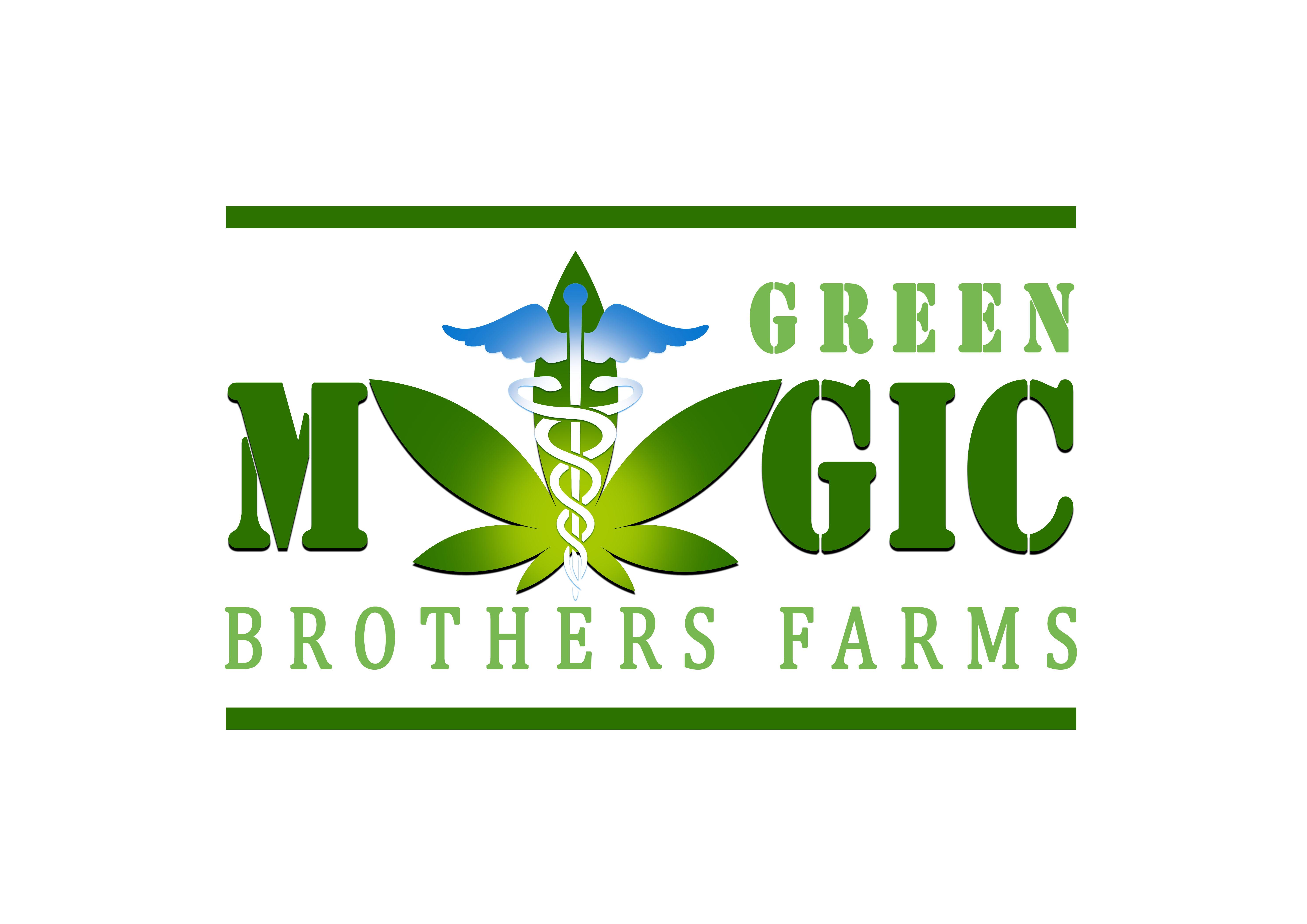 Logo Design by JR Cantos - Entry No. 66 in the Logo Design Contest Green Brothers Farm Logo Design.