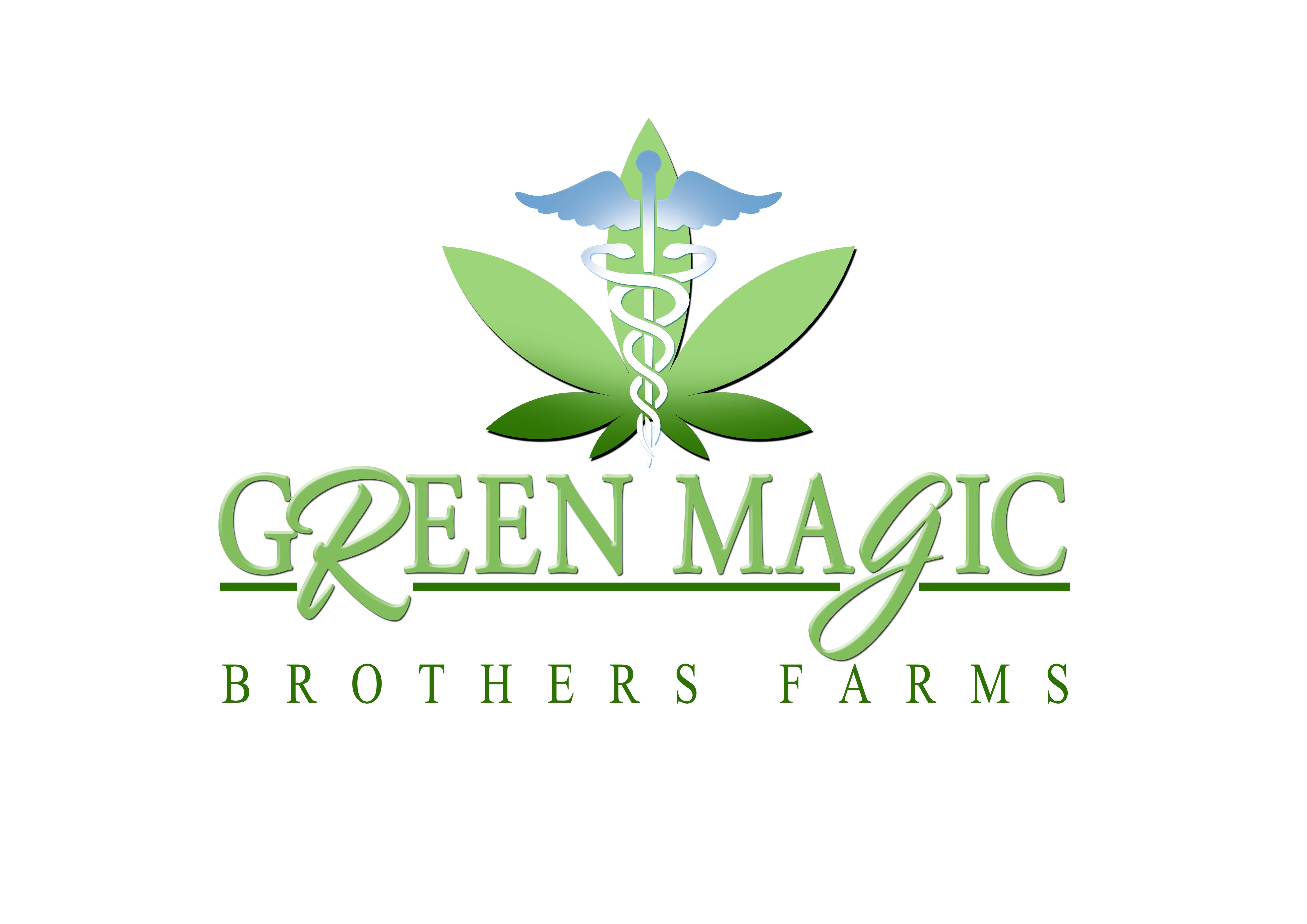 Logo Design by JR Cantos - Entry No. 68 in the Logo Design Contest Green Brothers Farm Logo Design.